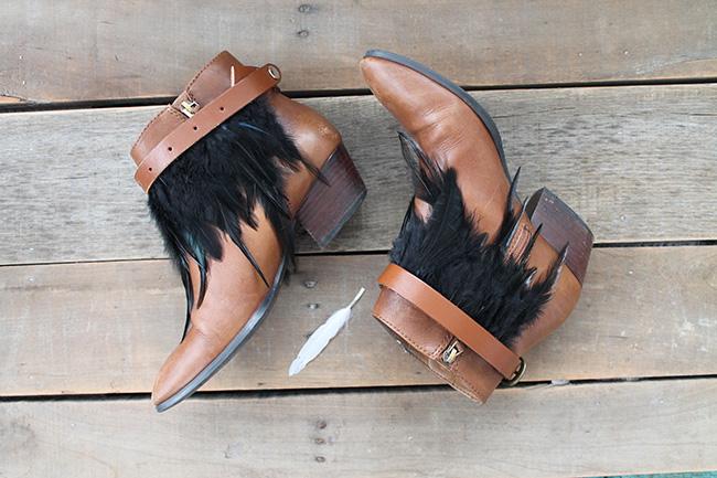 Black Beauty Boot Belts