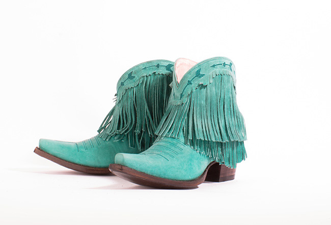 Introducing Junk Gypsy Boots