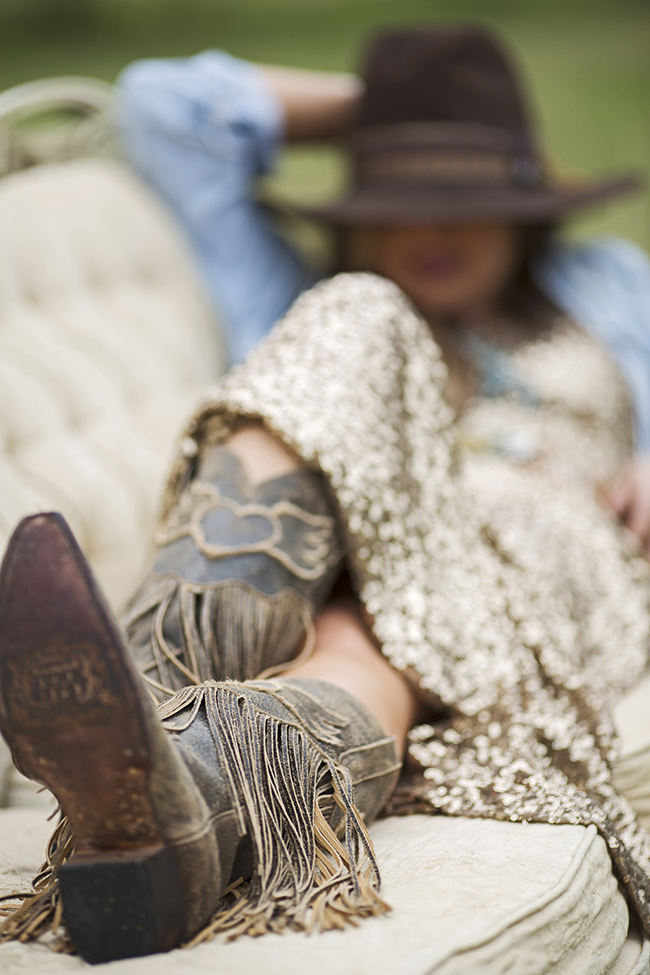 Kick up your heels with the new Junk Gypsy boots