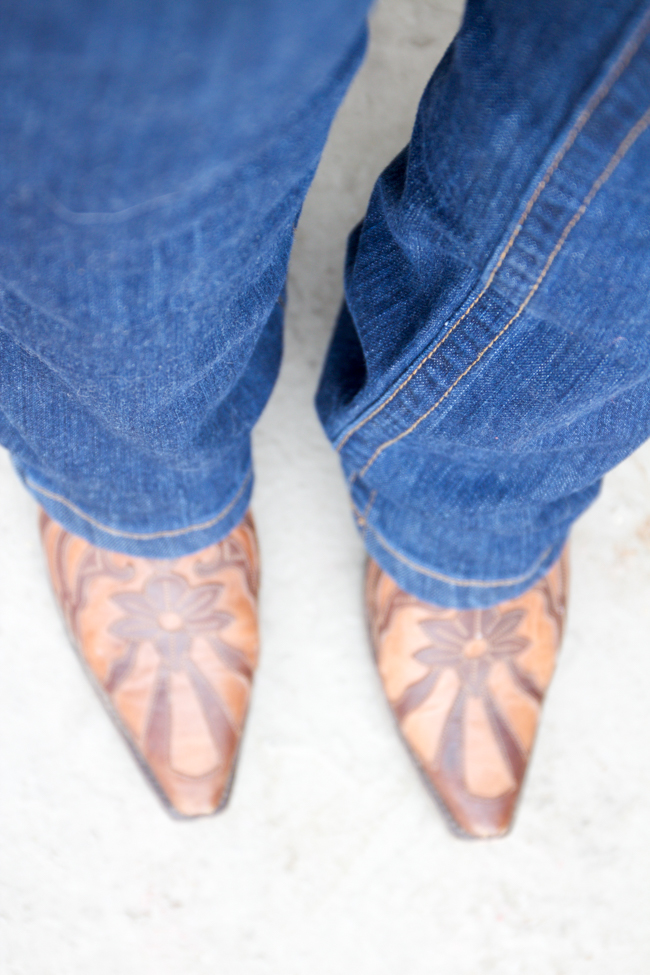 Kimes Betty jeans and Lane Boots