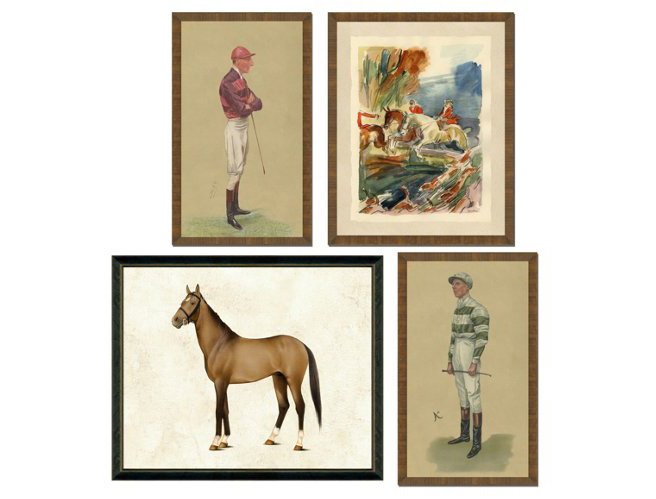 Jockey collection