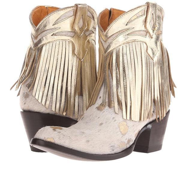Old Gringo Mechados boots