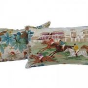 Racing pillows