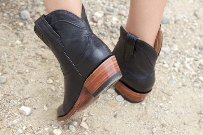 High quality leather boots at an affordable price