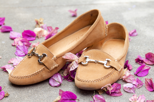 Comfortable & Chic Snaffle Bit Loafers
