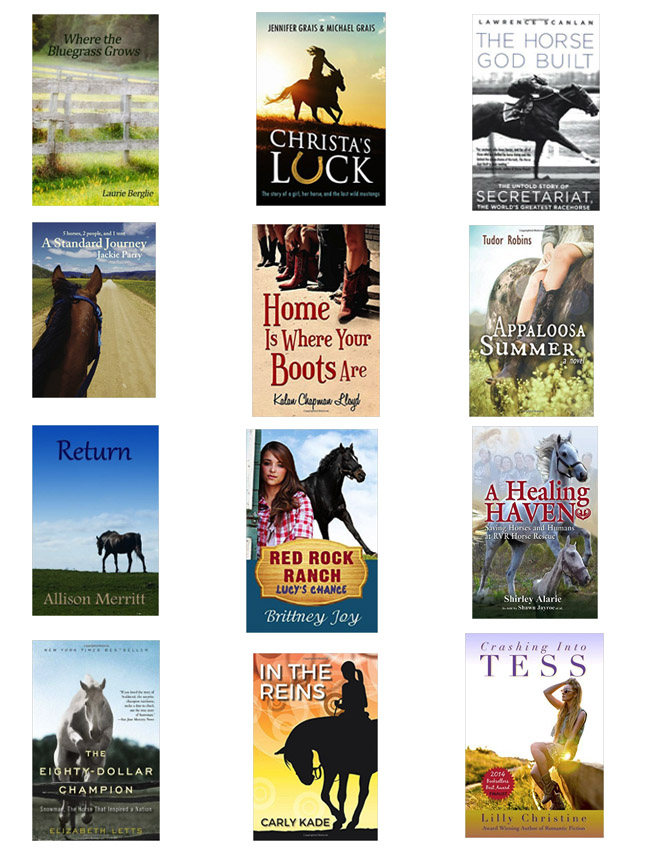 12 horse themed books to read this summer