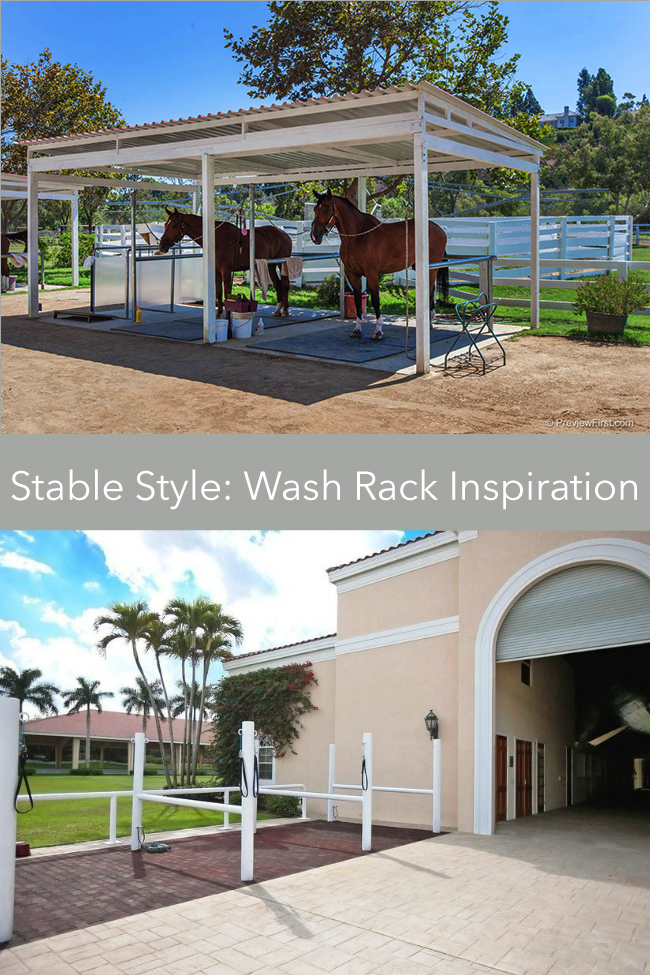 Building the perfect wash rack for your location