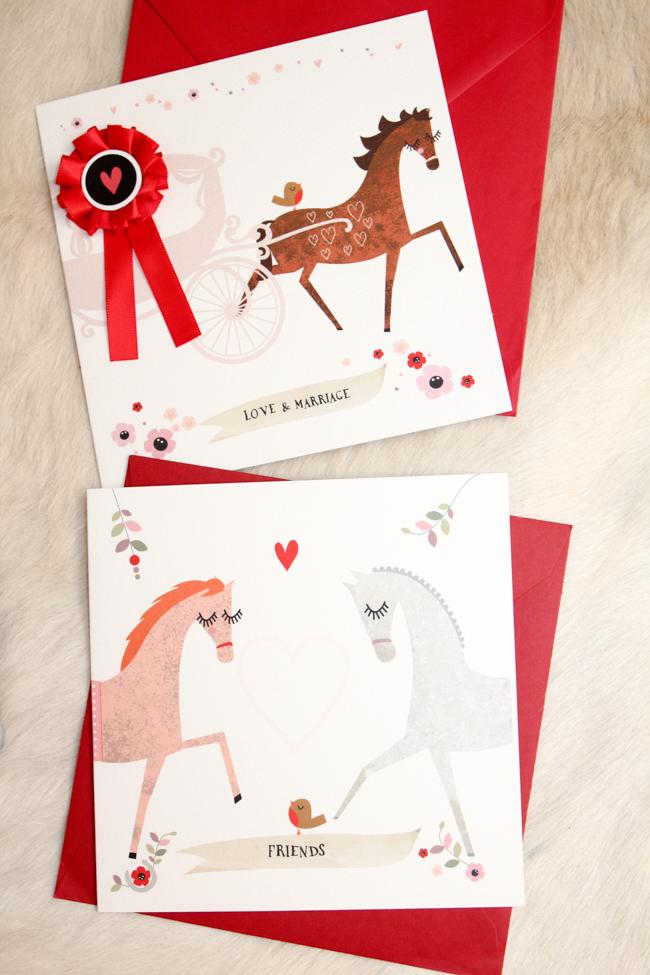 Sweet cards from Wo Ma Like