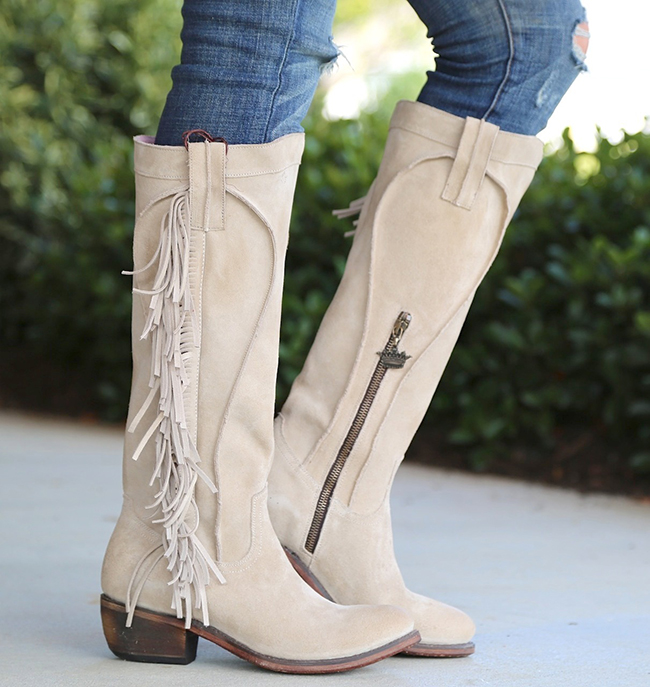 Junk Gypsy by Lane Texas Tumbleweed boots