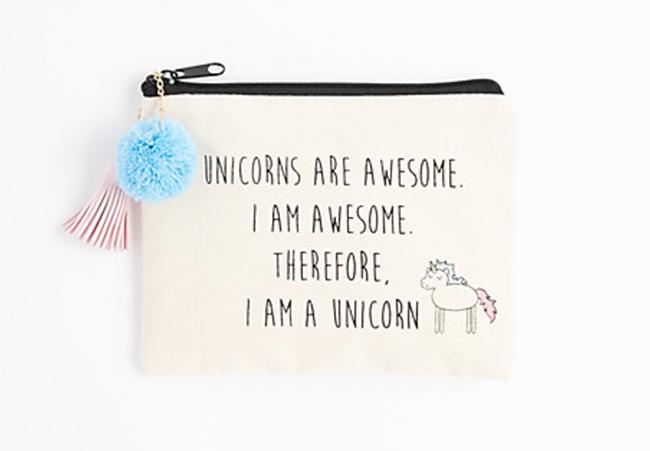 I Have a Crush: Unicorn Beauty Products