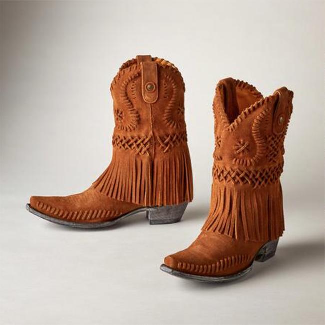 Old Gringo Chucha boots