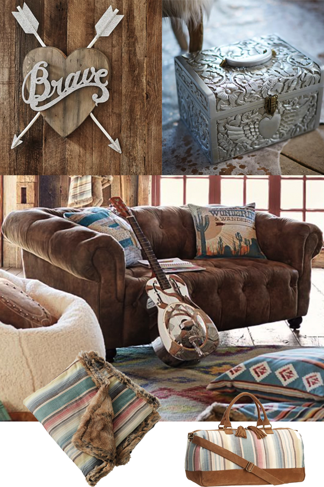 The new Junk Gypsy for Pottery Barn Teen collection is here
