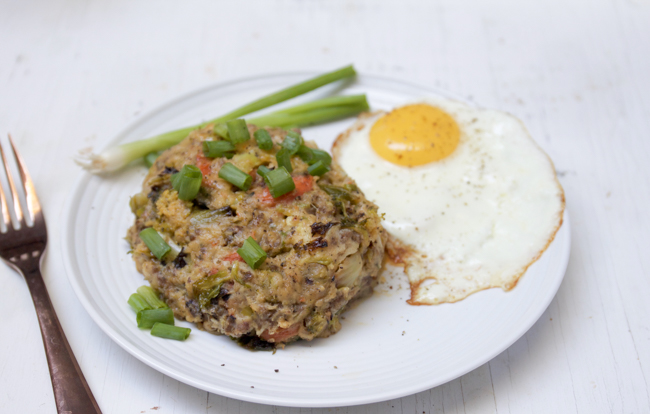 Autumn Harvest Bubble & Squeak