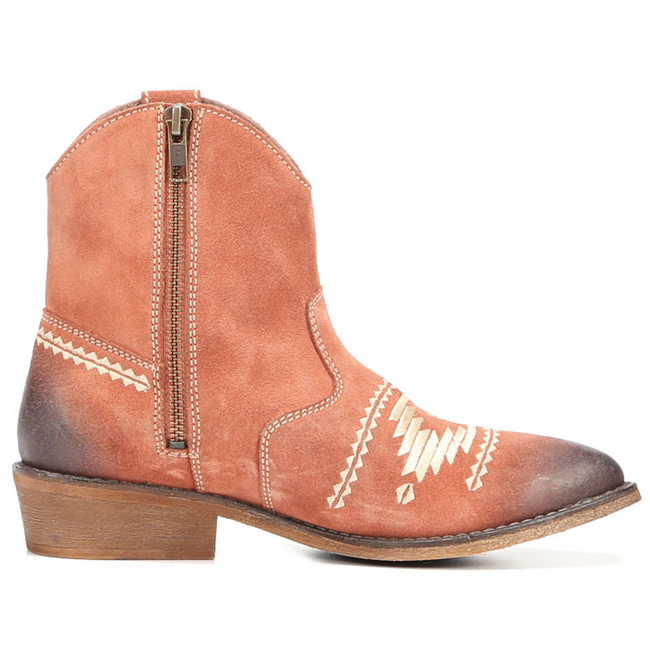 bd8075a86 Musse & Cloud Ginger Booties | Horses & Heels