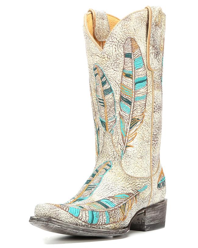 Old Gringo Bejaruco boot