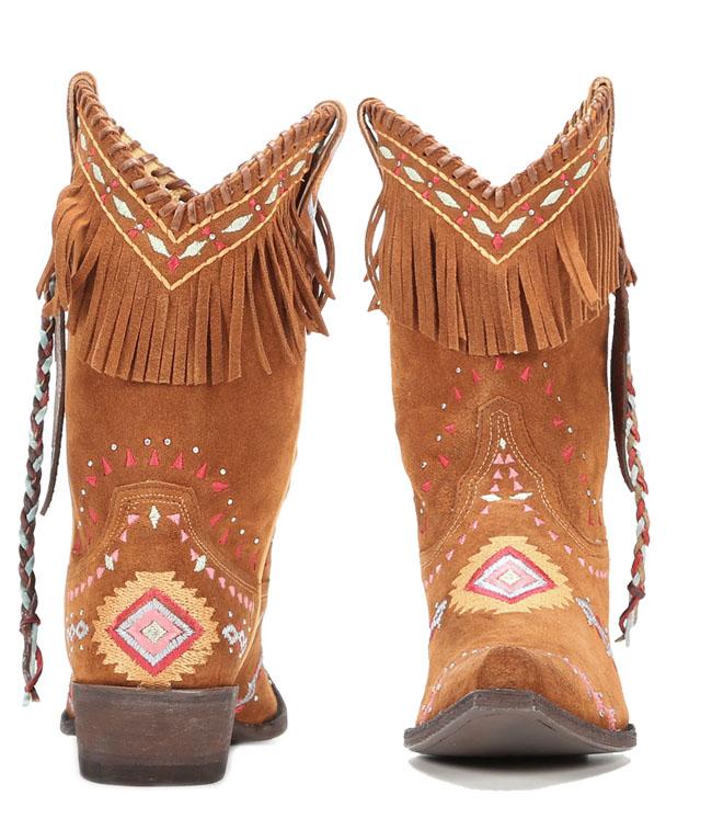 Old Gringo Arapho Boots