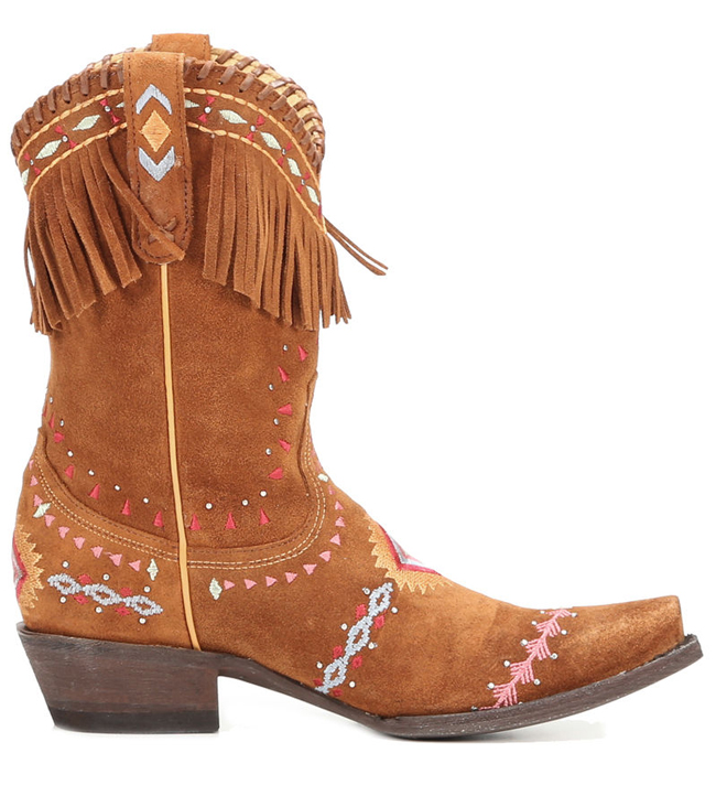 Old Gringo suede boots