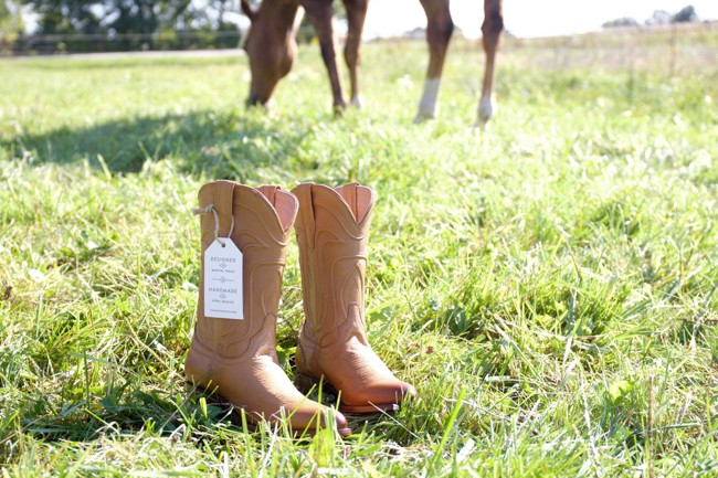 Tecovas Jamie Boots in desert calf