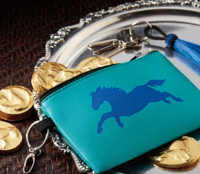 Dark Horse Chocolates gift pouch