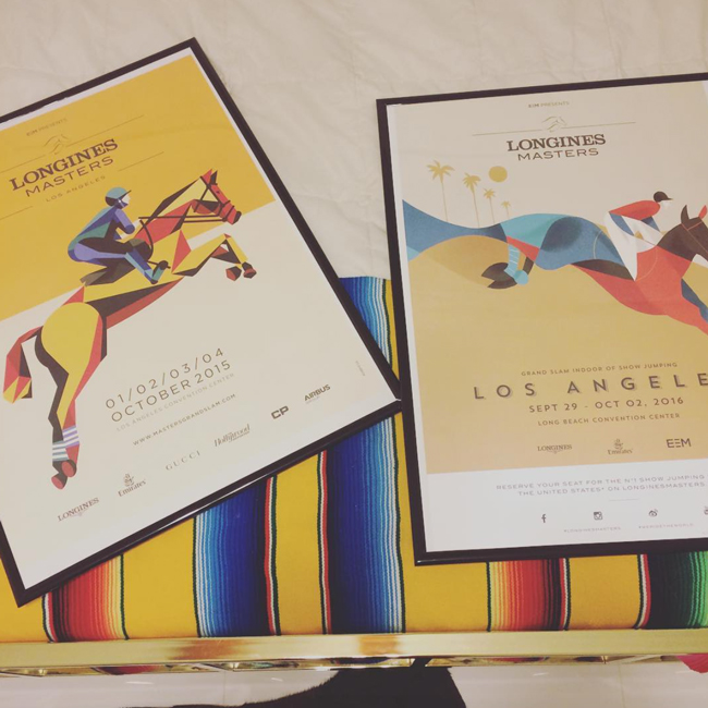 Longines Masters posters