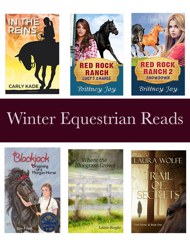 winter equestrian reads