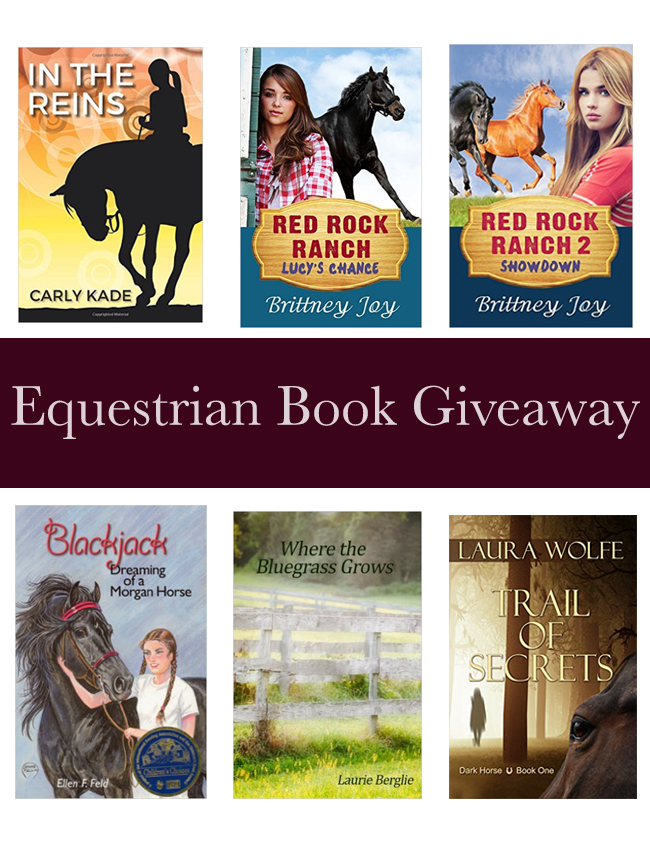 Equestrian book giveaway