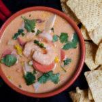 Chipotle Shrimp Chowder