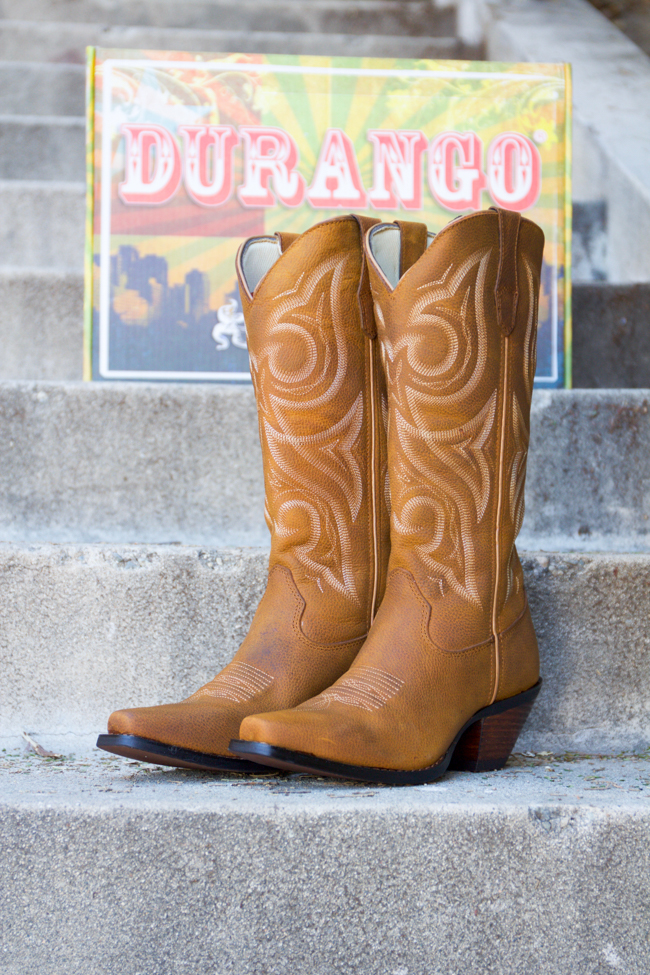 Durango cowboy boots for classic style