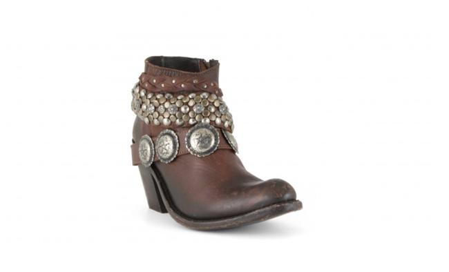Liberty Black Toscano boots