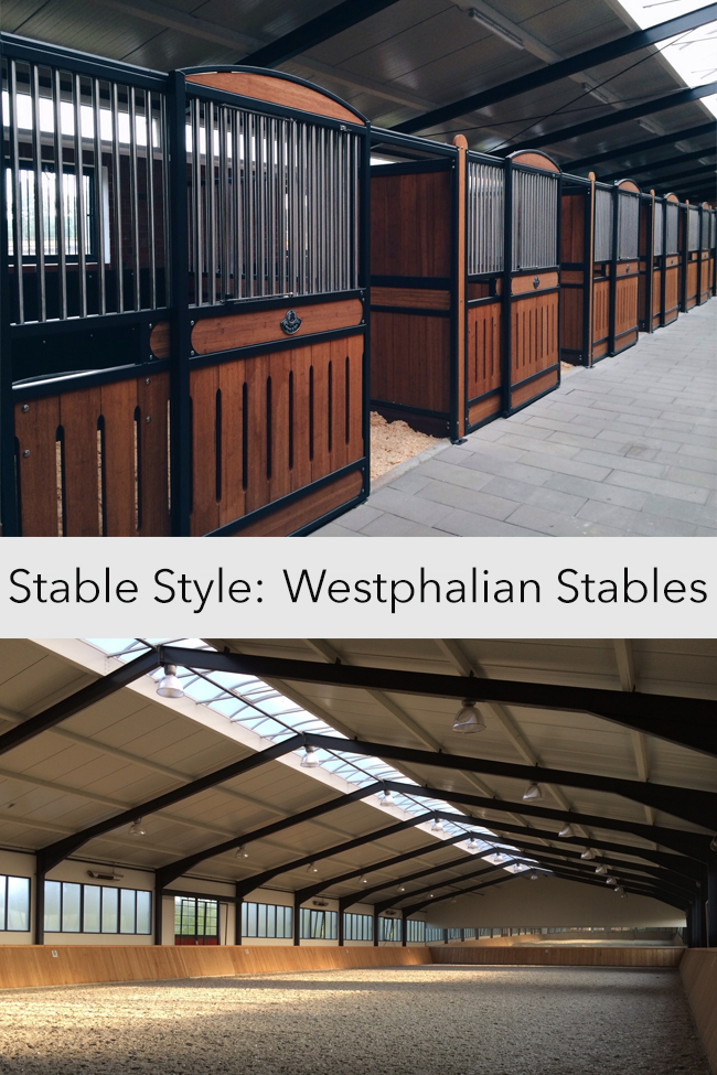 Stable Style Westphalian Stables