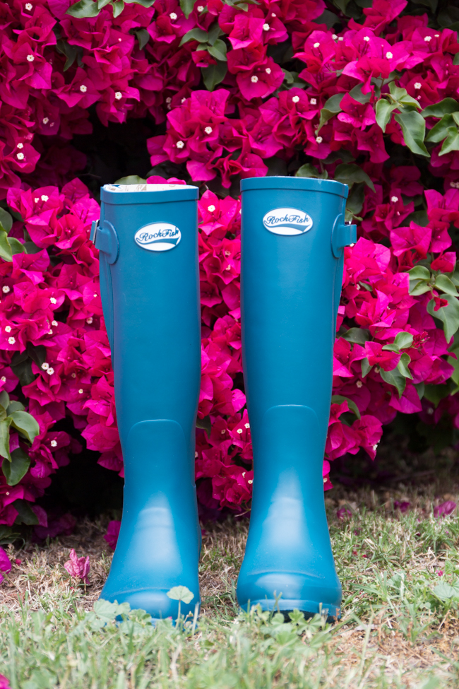 Rockfish Wellies