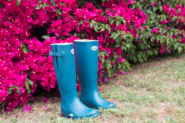 Rockfish Wellies Review + Giveaway