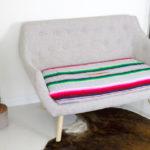 My DIY Serape Couch