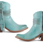 Affordable Turquoise Boots + Accessories