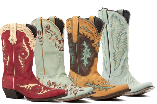 New Boots from Liberty Boot Company