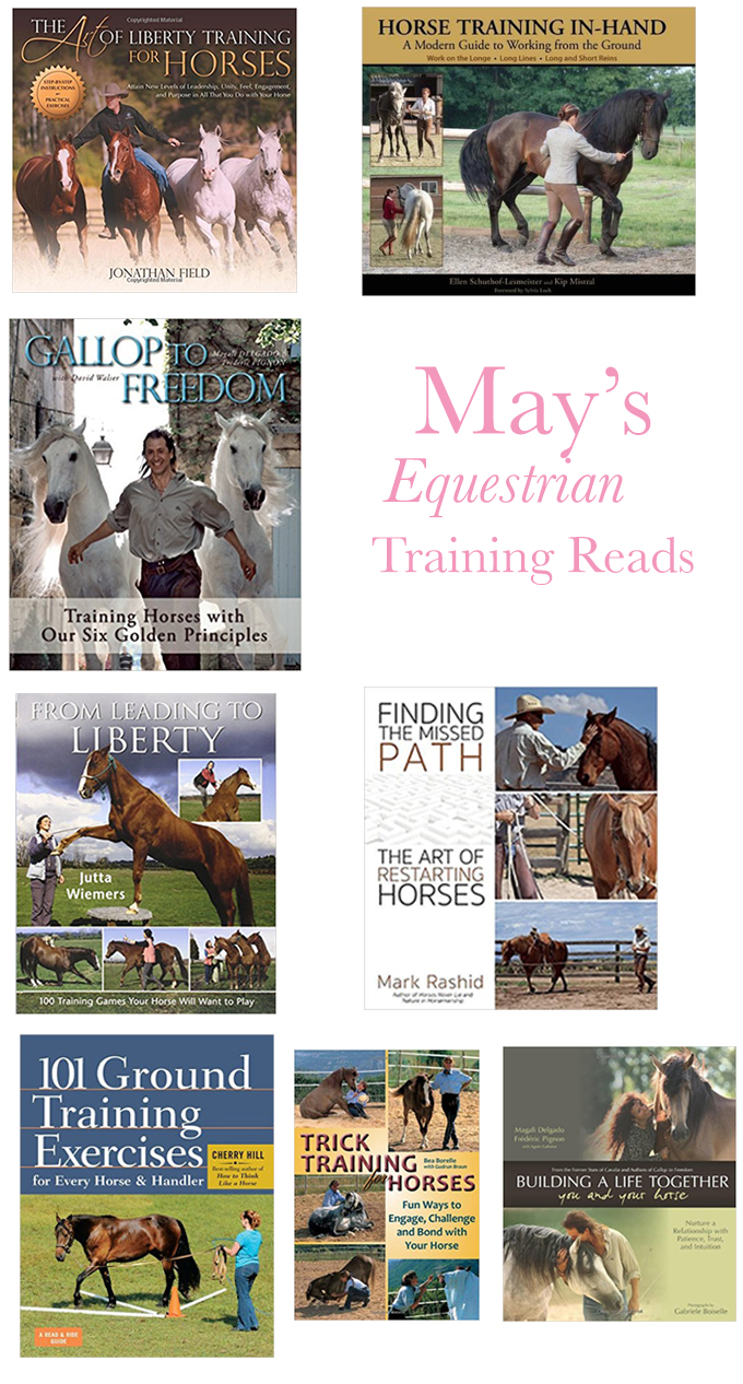 May's Equestrian Book Reads