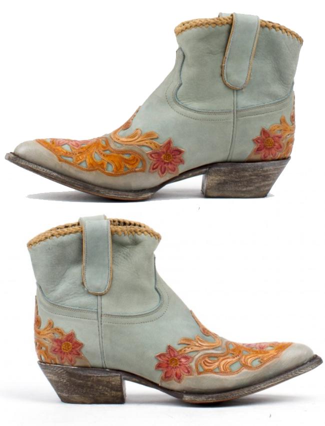 Liberty Boot Company blue