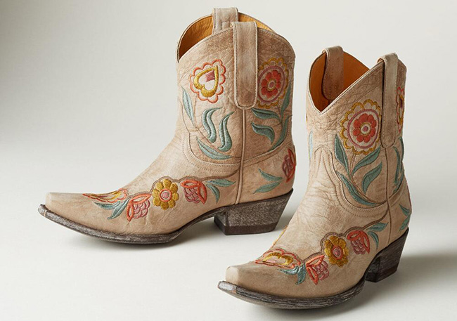 Orenda Shortie Boots by Old Gringo
