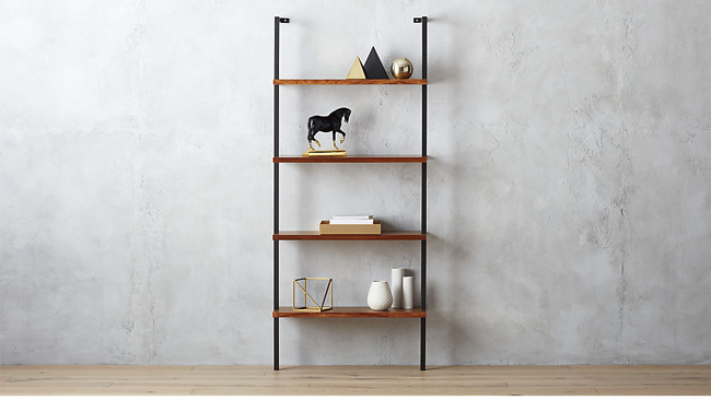 Helix bookcase from CB2