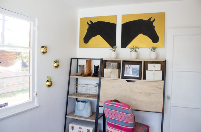 Tour My Equestrian Home Office