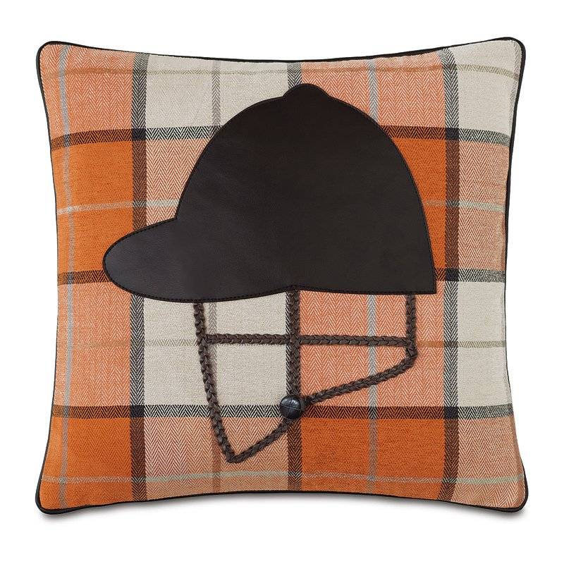 12 Equestrian Throw Pillows for Fall
