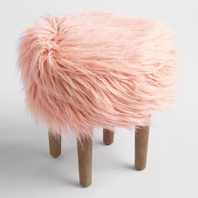 10 Affordable Faux Fur Pieces for Your Home