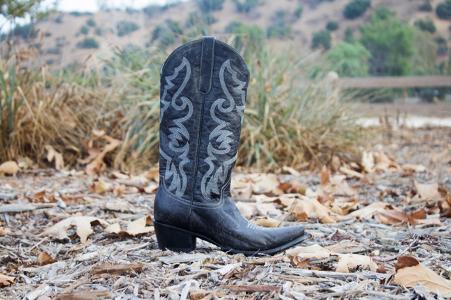FM 1101 cowboy boot