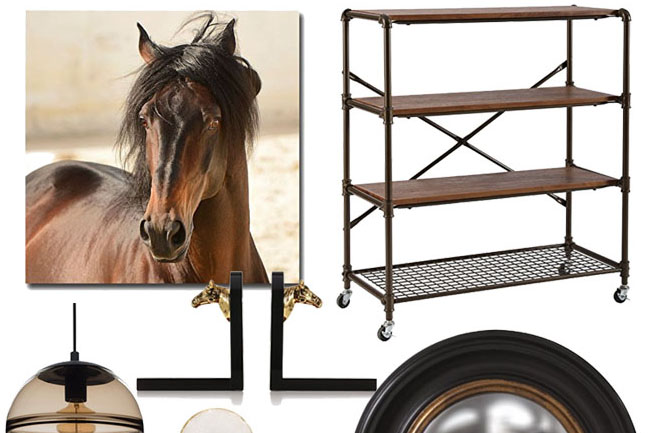 4 Equestrian Mood Boards to Inspire You