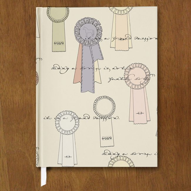 ribbon journal