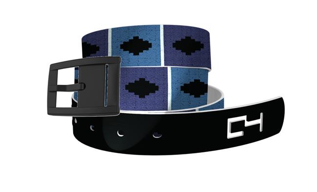 C4 polo classic blue polo belt