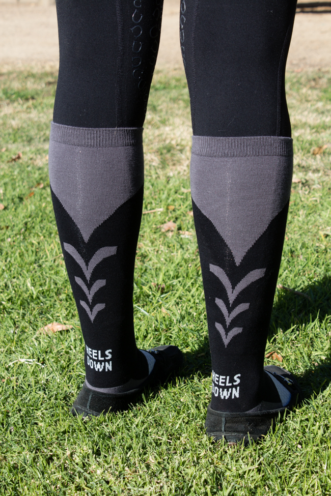 C4 riding socks