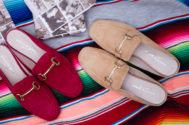 Chic Equestrian Footwear by Patricia Green