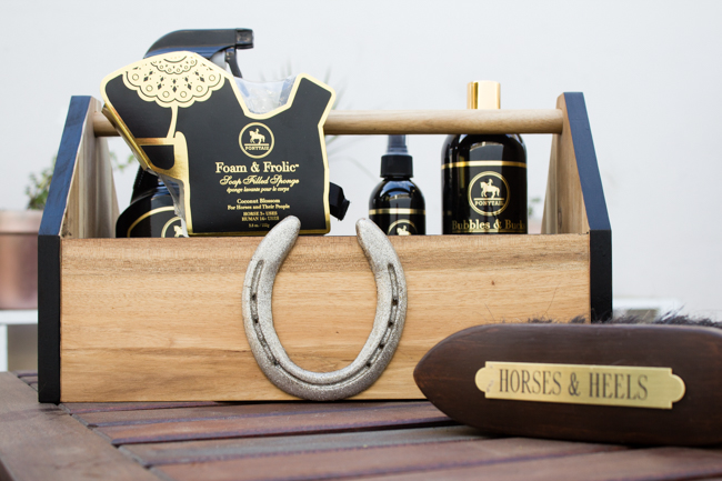 Easy and affordable DIY Grooming Box