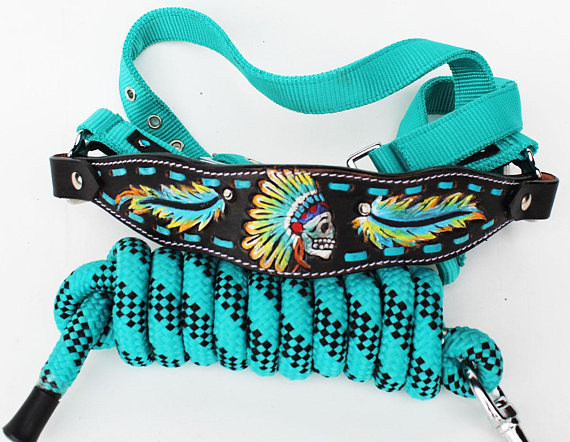 5 Turquoise Halters Under $50 from Tackrus